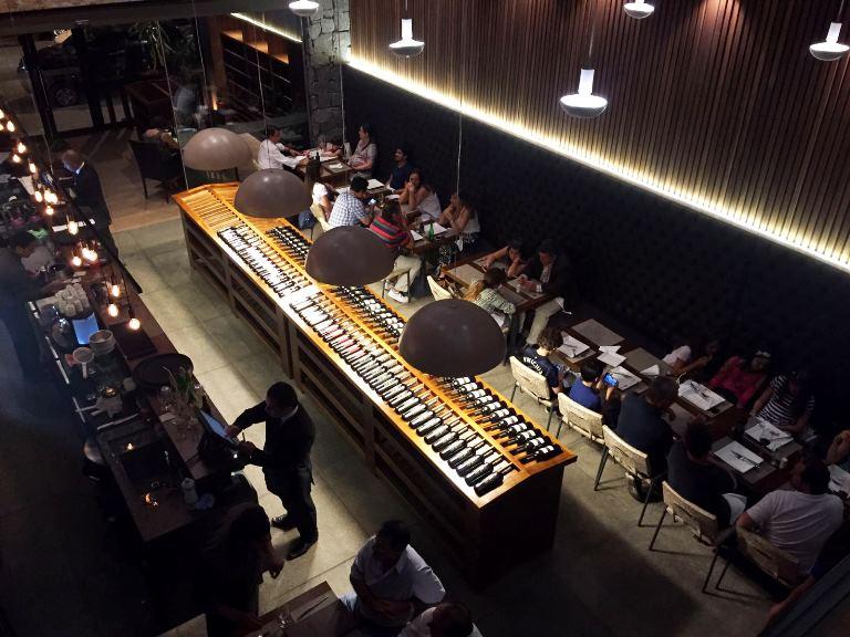 A pizzaria virou trattoria: o salão remodelado de A Esperança Vino e Cucina (Fotos: Cezar Oblonczyk)
