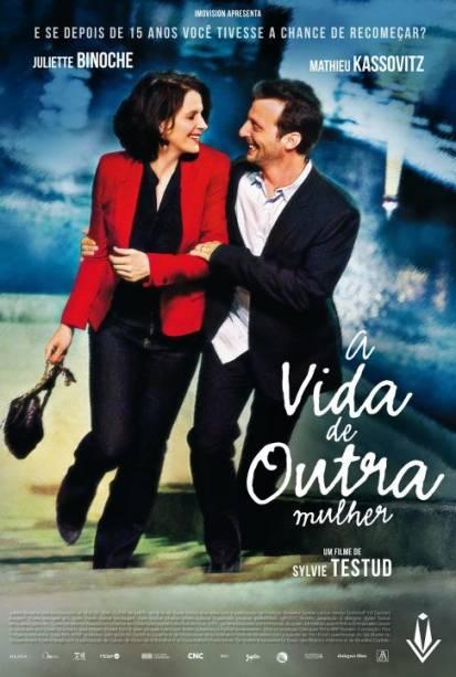 Pôster de A Vida de Outra Mulher: drama francês