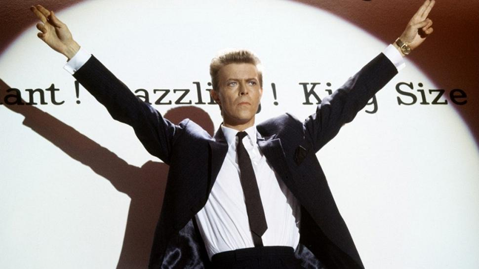 David Bowie em Absolute Begginers: musical de 1986