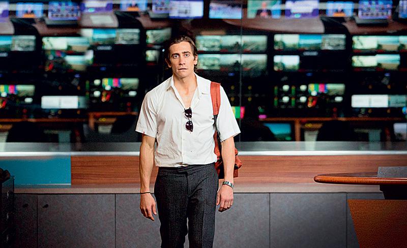 O Abutre: Jake Gyllenhaal, 14 quilos mais magro para interpretar o protagonista