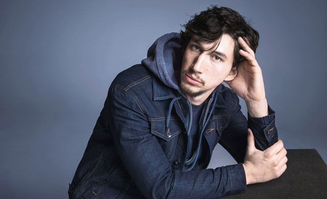 Adam Driver ficou conhecido no cinema pelo papel de Kylo Ren