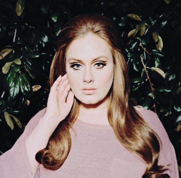 Foto publicada no final de 2013 no instagram da cantora