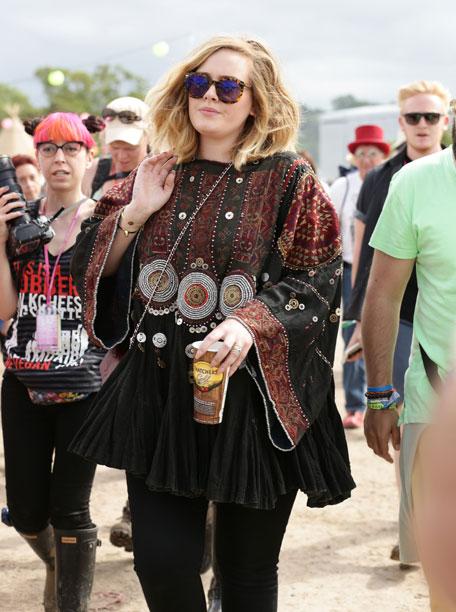 Britain Glastonbury Festival