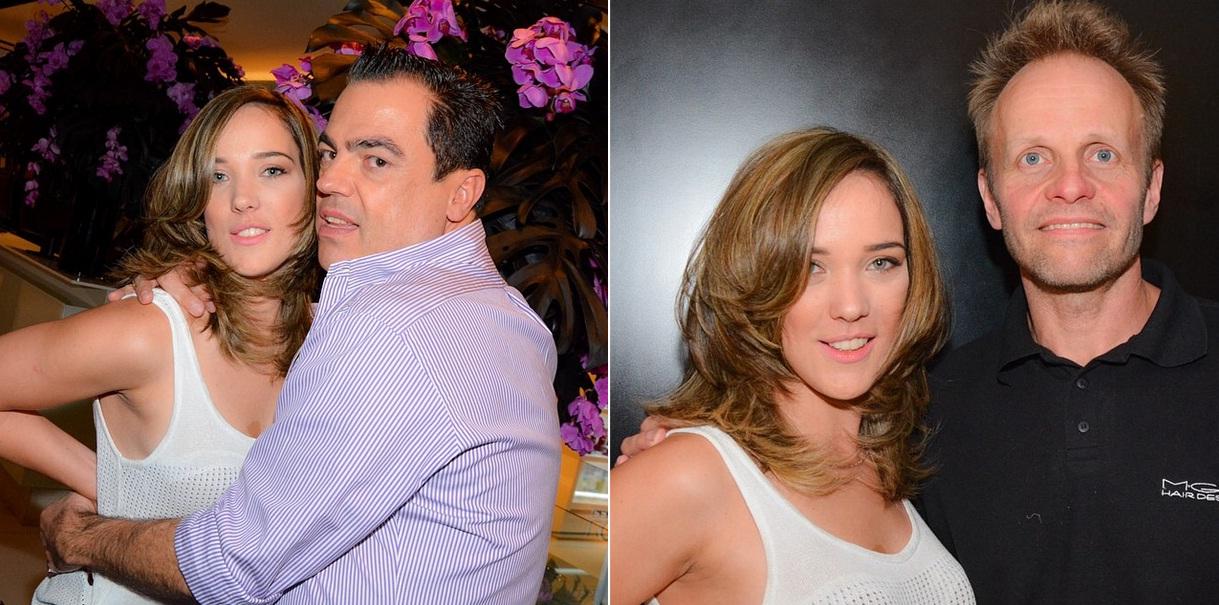 Adriana Biroli - Cabelo - Marco Antônio de Biaggi - Juha Antero