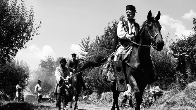 Em preto e branco: Aferim, representante da Romênia