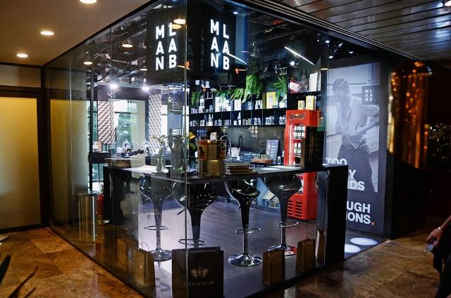 Barbearia Man Lab: cortes para cabelos e venda de cosméticos (Foto: Divulgação)