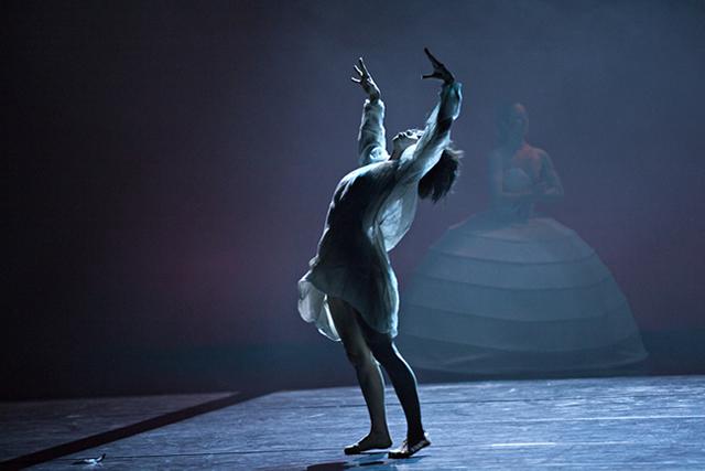 Espetáculo iTMOi, por Akram Khan Dance Company