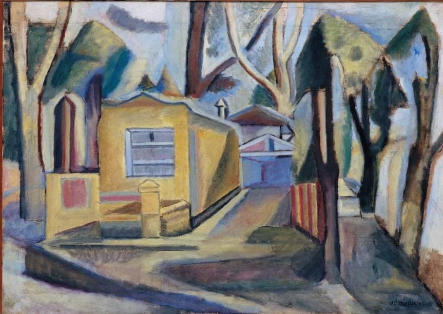 Moema (1947), de Aldo Bonadei