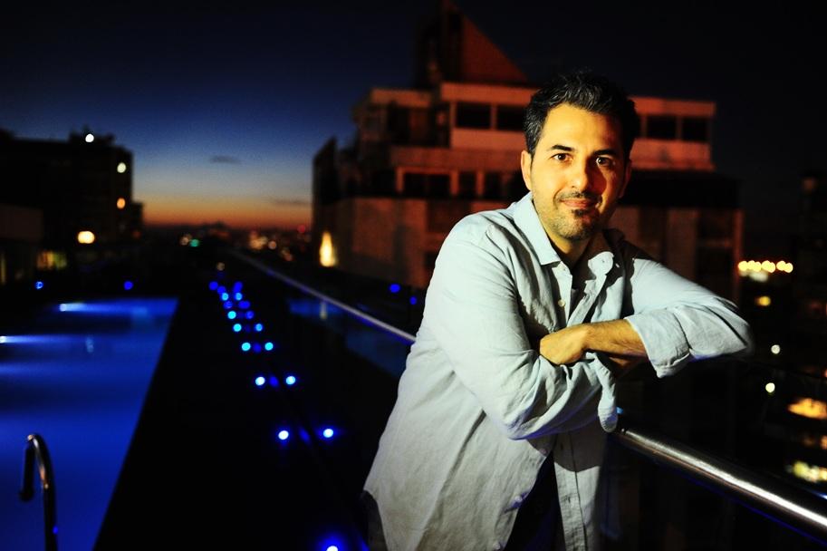 Alê Abreu, diretor de O Menino e o Mundo
