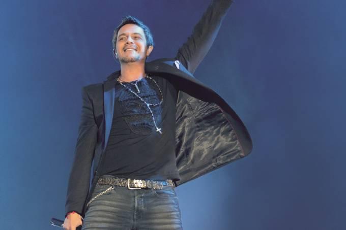 Alejandro Sanz – La Música No Se Toca Tour