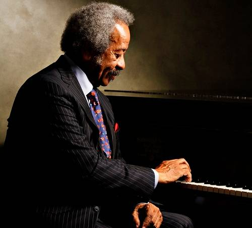 Allen Toussaint Press Shot