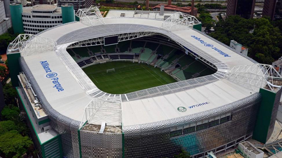 Allianz Parque 1