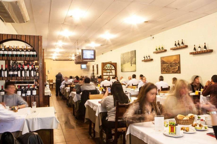 Chuletão, restaurante localizado na zona sul