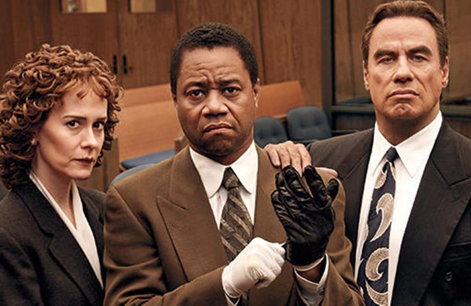 'American Crime Story: The People vs OJ Simpson'