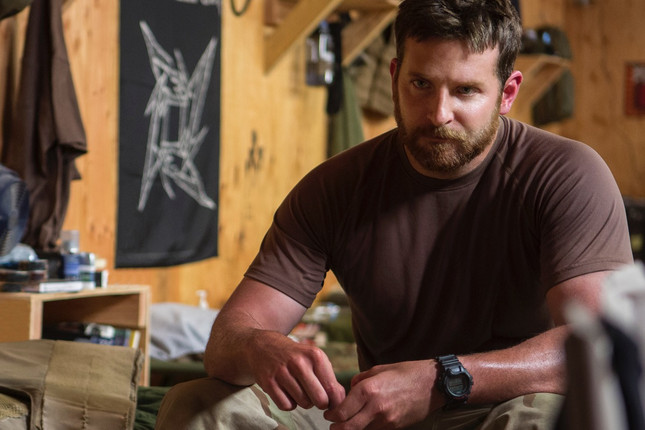 Sniper Americano: Bradley Cooper ficou com a vaga de Jake Gyllenhaal