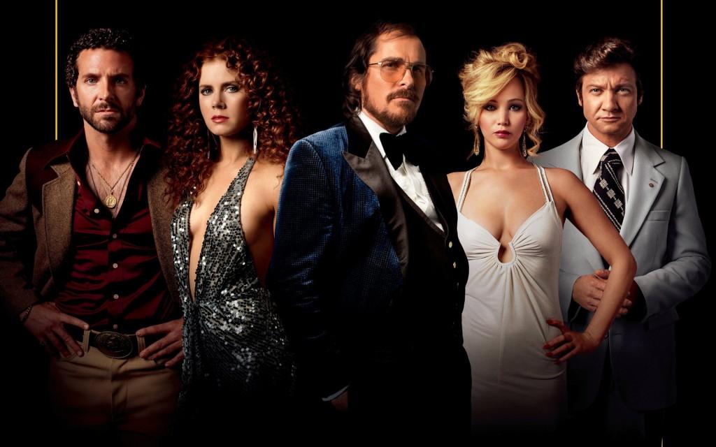 American Hustle: um grandioso elenco no novo filme do diretor de O Lado Bom da Vida