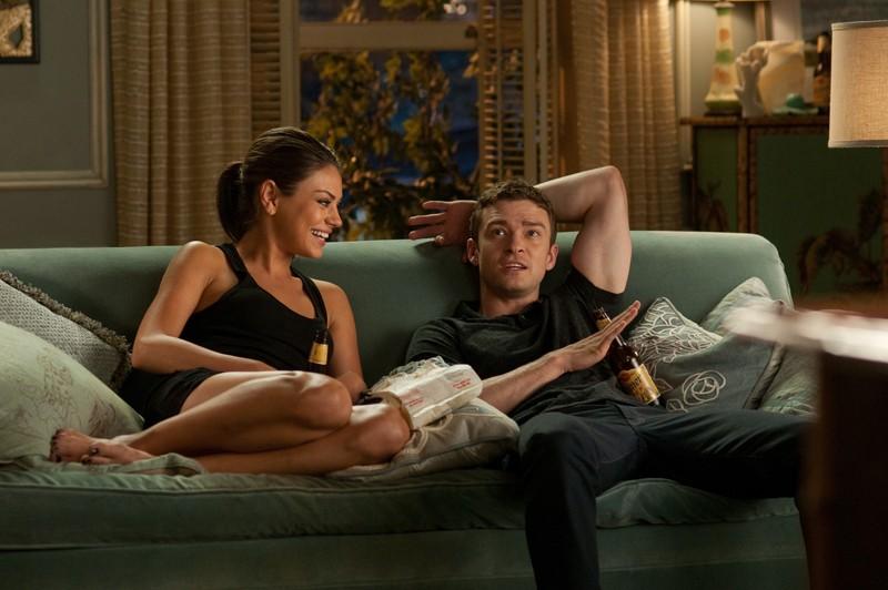 Amizade Colorida com Mila Kunis e Justin Timberlake: dupla de amigos vive um caso amoroso