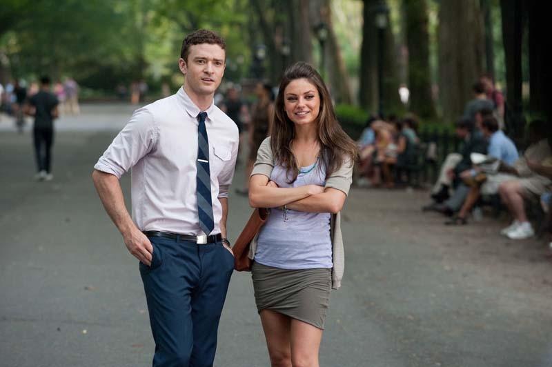 Amizade Colorida: comédia estrelada por Justin Timberlake e Mila Kunis