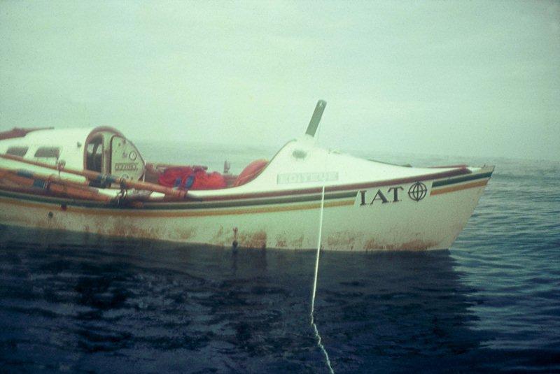 Travessia do Atlântico por Amyr Klink é celebrada com eventos