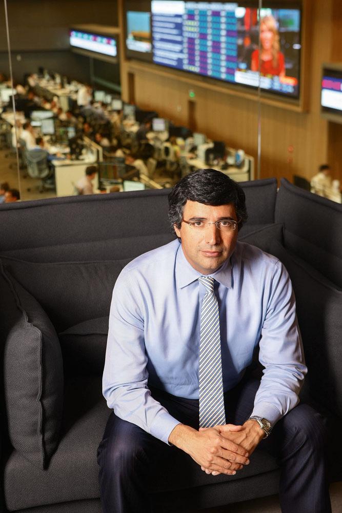 André Esteves, dono do banco BTG Pactual.