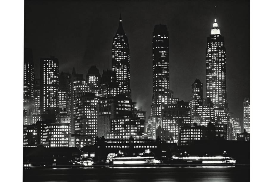 Ilha de Manhattan na lente de Andreas Feininger: a retrospectiva do fotógrafo