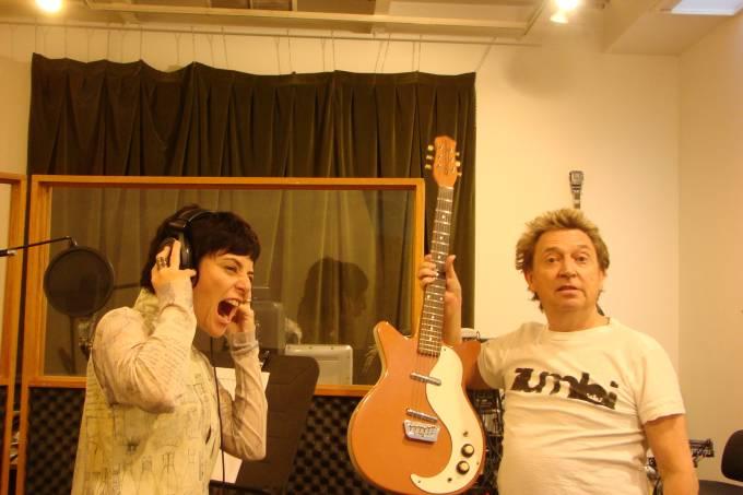 Andy Summers e Fernanda Takai 3 (Luiz Paulo Assunção)