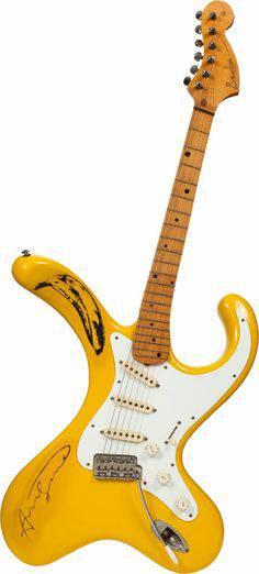 Andy Warhol - Guitarra elétrica