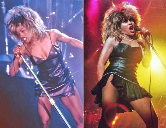 A cópia e a original: Angela Bassett interpreta Tina Turner em biografia autorizada