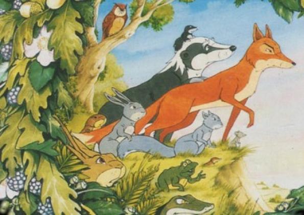 animais bosque vintens