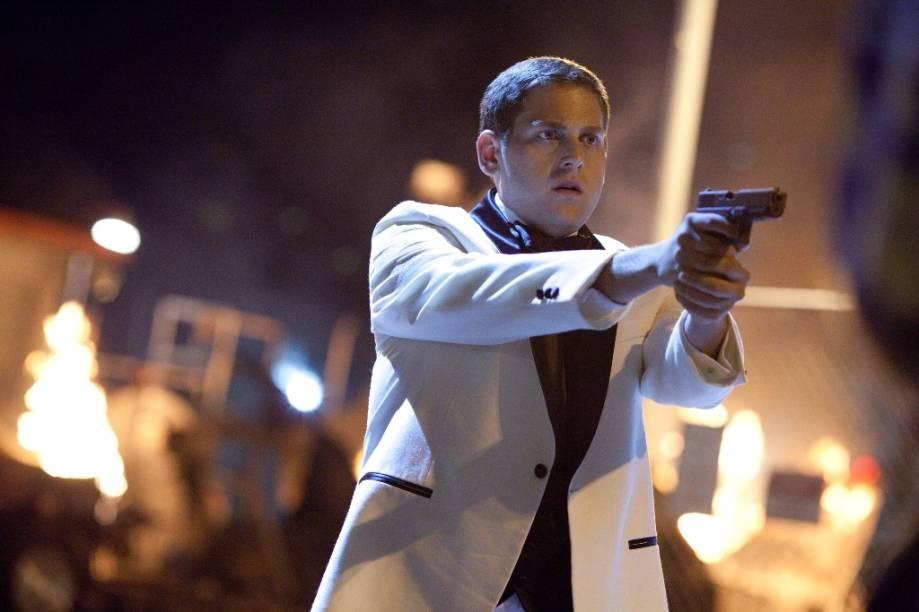 Jonah Hill em Anjos da Lei: a difícil (e engraçada) missão de investigar um cartel de drogas violento e perigoso