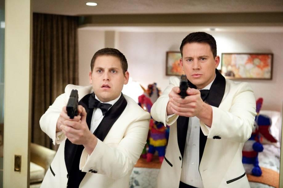 Anjos da Lei: comédia policial com Jonah Hill e Channing Tatum