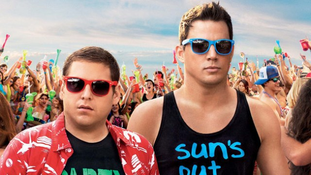 Jonah Hill e Channing Tatum na comédia Anjos da Lei 2