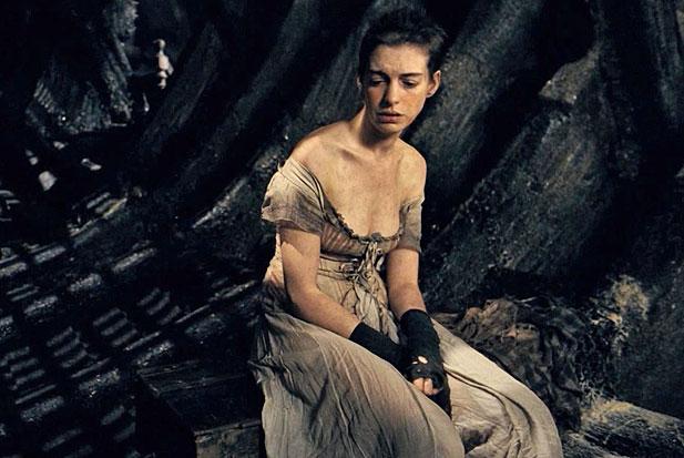 Anne Hathaway foi a melhor atriz coadjuvante em 2013, por Os Miseráveis