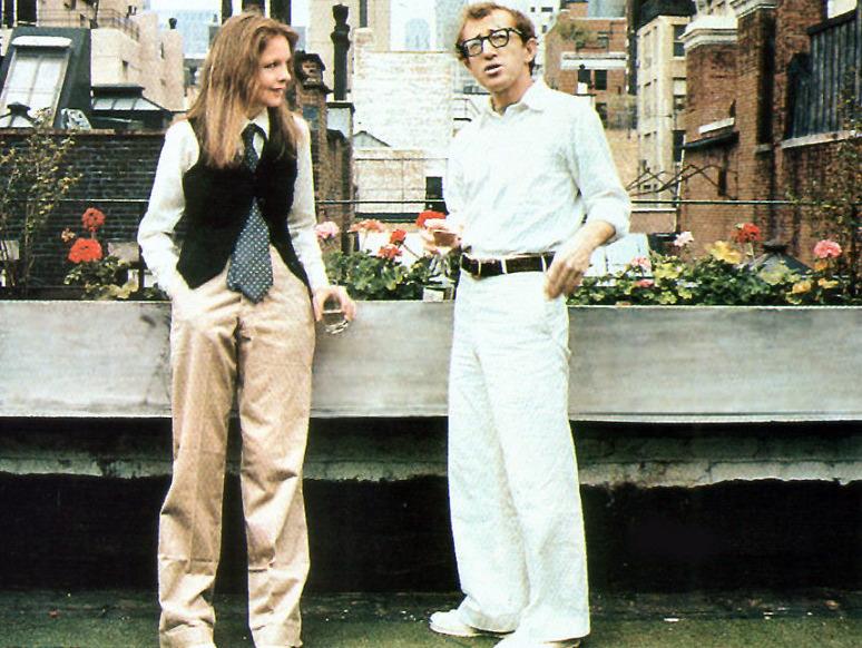 Noivo Neurótico, Noiva Nervosa: um dos escolhidos de Woody Allen