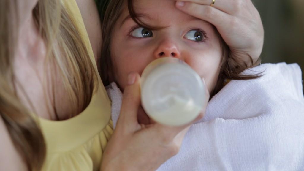 Anny, filha de Katiele sofre de epilepsia refratária