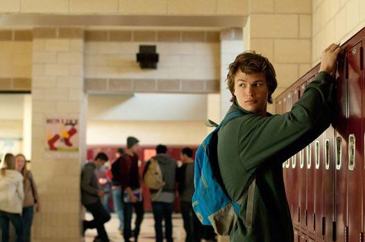 Ansel Elgort é um dos atores do novo filme de Jason Reitman