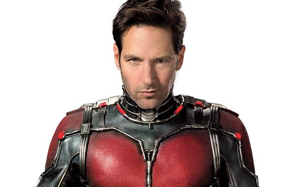 Paul Rudd é o Homem-Formiga, da Marvel
