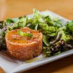 Suges'tões da Restaurant Week: quibe de salmão
