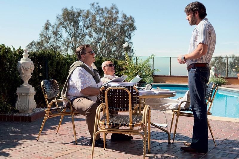 Argo: o diretor Ben Affleck