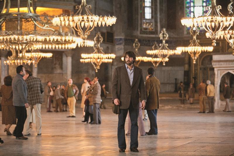 O ator e diretor Ben Affleck: no comando do sufocante Argo, thriller inspirado em fato real ocorrido em Teerã em 1979