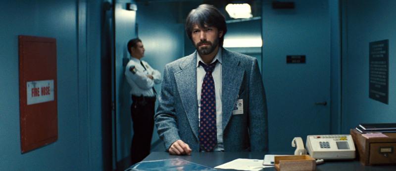 Argo com Ben Affleck: thriller se passa em 1979