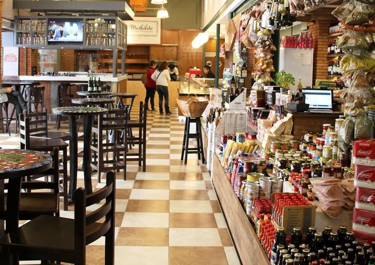 Armazém Santana: novidade gastronômica no Shopping Santana Plaza (Fotos: divulgação)