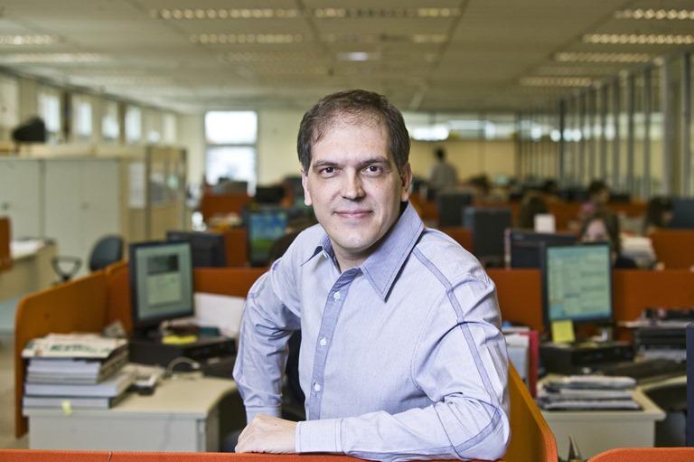 Arnaldo Lorençato, editor de gastronomia da revista Veja São Paulo.