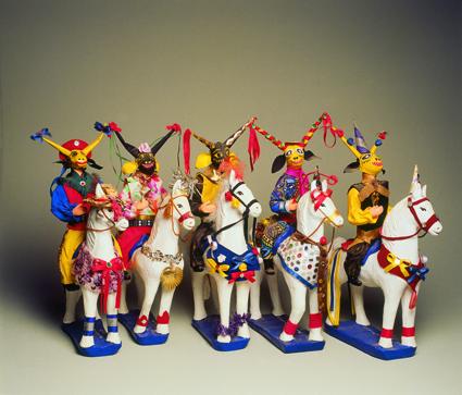 Exposição O Brasil na Arte Popular