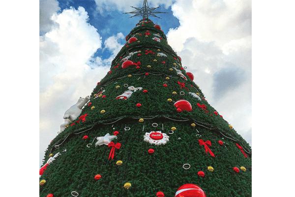 árvore de natal ibirapuera 2015