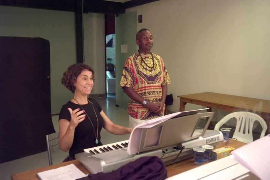 As Canções: documentário de Eduardo Coutinho participou da 35ª Mostra Internacional de Cinema