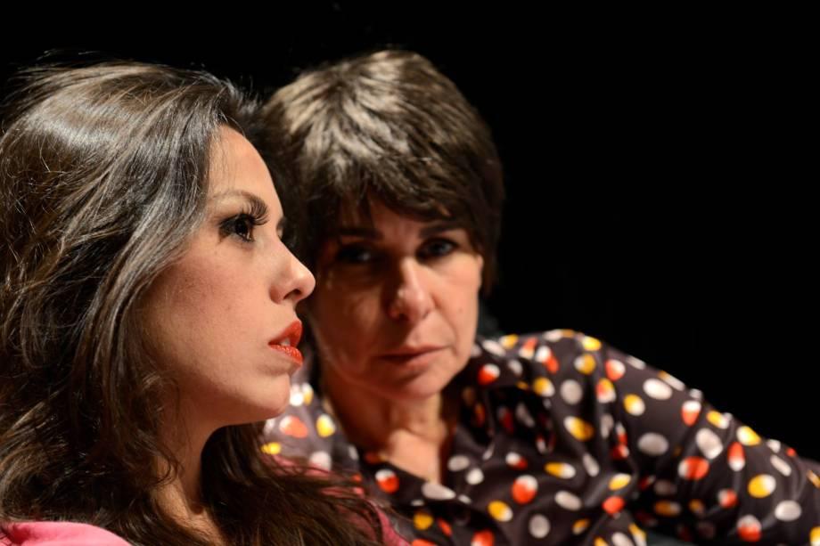 Cena de As Moças - O Último Beijo, sob direção de André Garolli