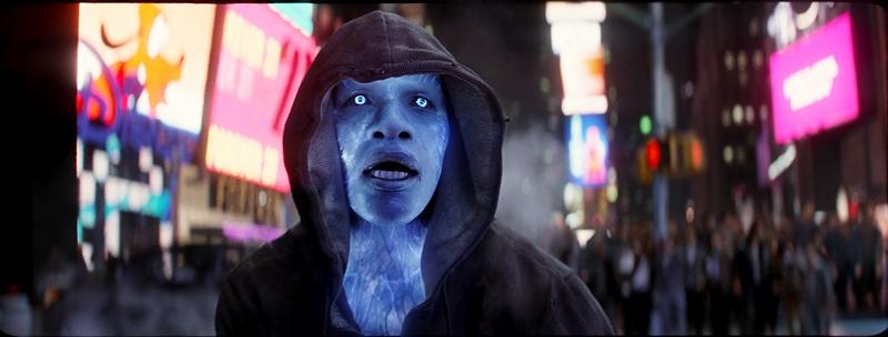 O Espetacular Homem-Aranha 2 - A Ameaça de Electro: o poderoso Electro (Jamie Foxx)