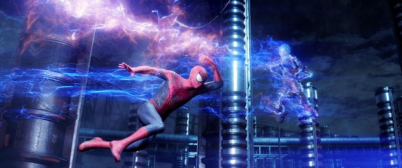 O Espetacular Homem-Aranha 2 - A Ameaça de Electro: com direção de Marc Webb