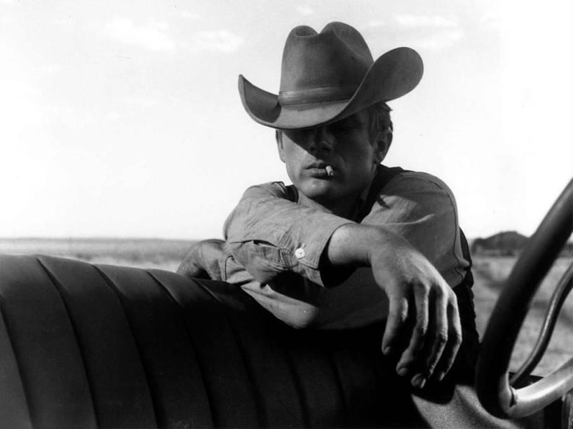 James Dean em Assim Caminha a Humanidade: ícone de uma geração